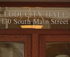 City Hall Front Door