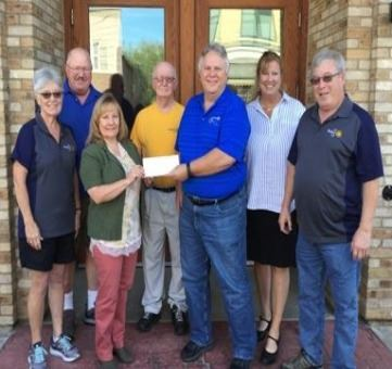 Rotary Grant Recipients