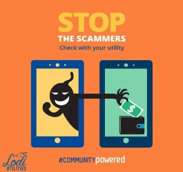 Stop the Scammers