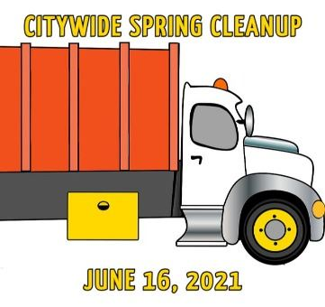 Citywide Spring Cleanup