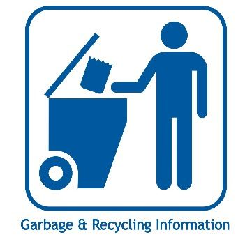 Garbage and Recycling Information